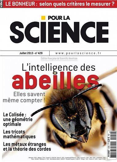Pour la science (Juillet 2013)
