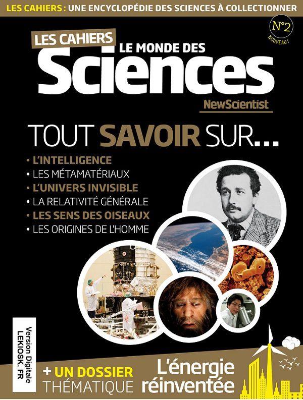 Le monde des sciences - les cahiers 2 (2/4)