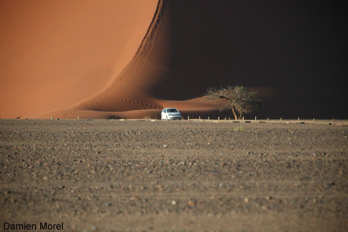 Dune namibienne