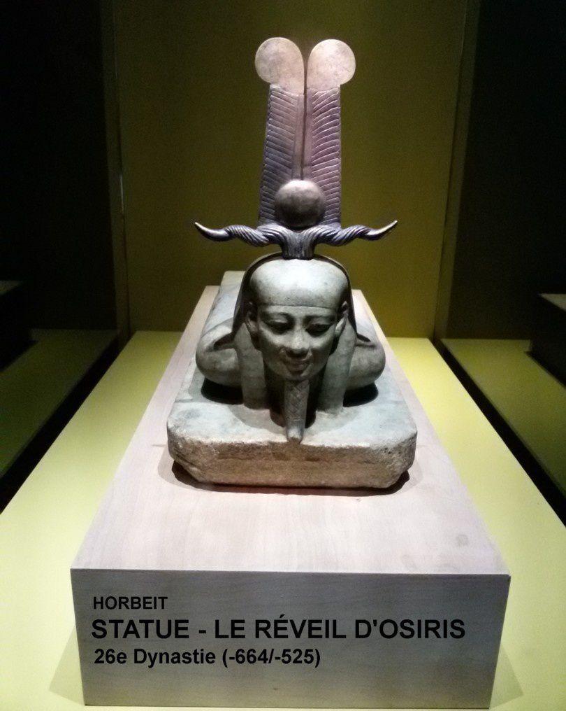 Exposition OSIRIS - ISIS