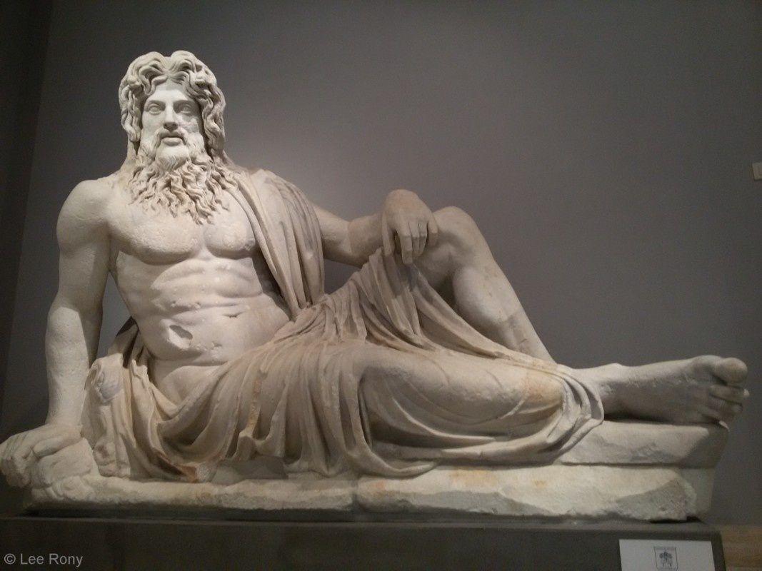 Statues - Musée du Vatican