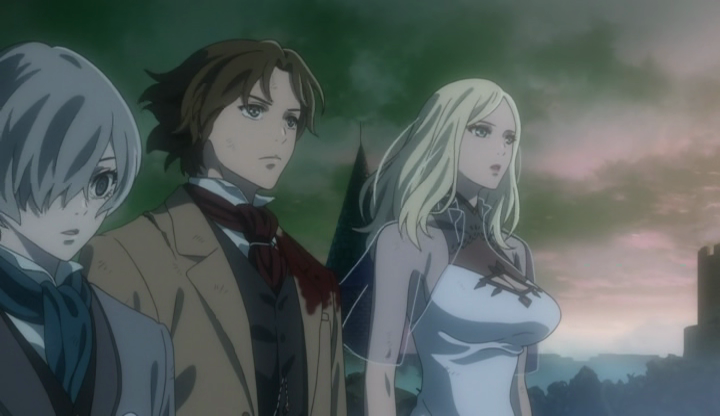 Projet Itoh - The Empire of Corpses