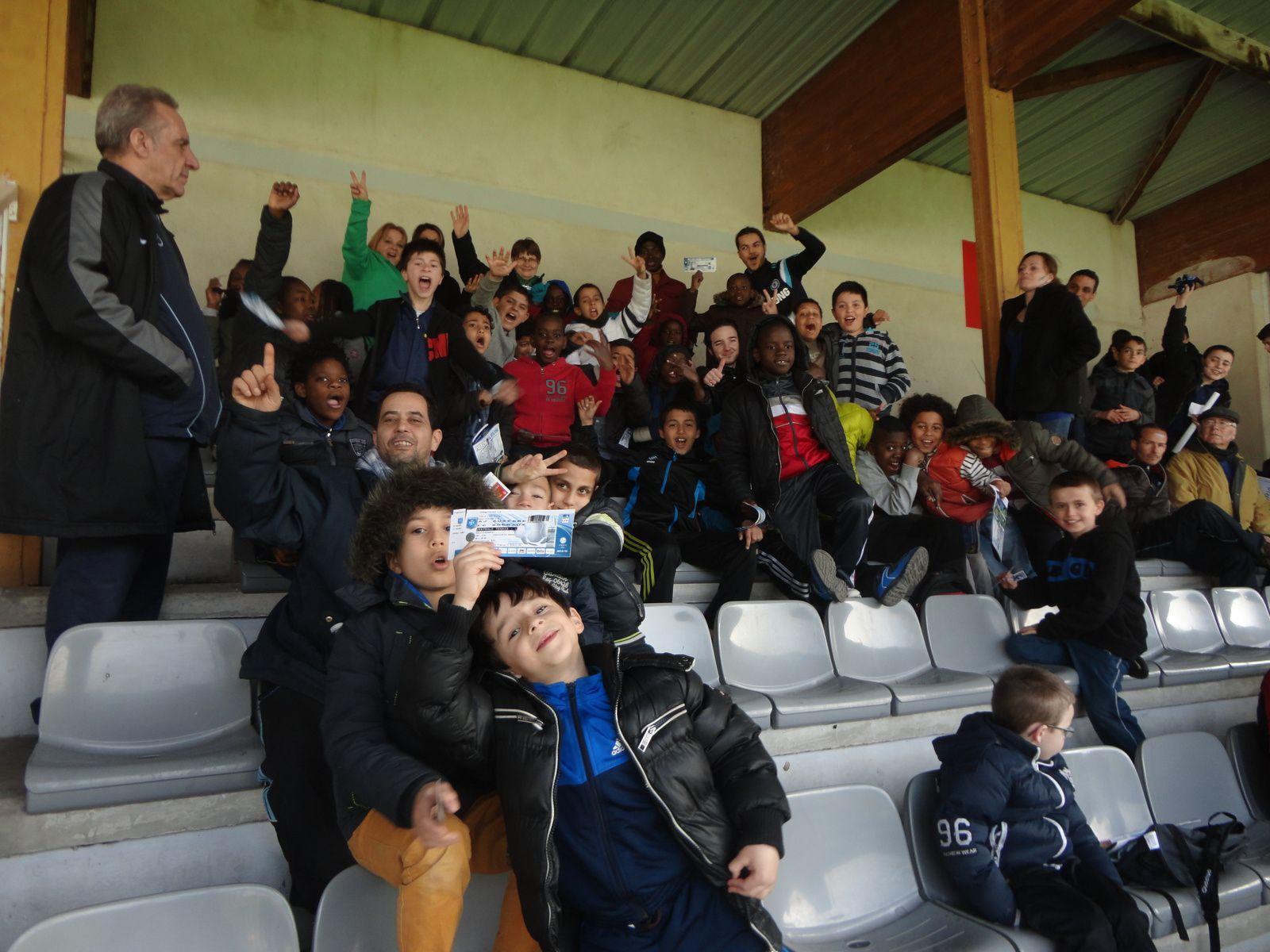 Samedi foot aux Rosoirs