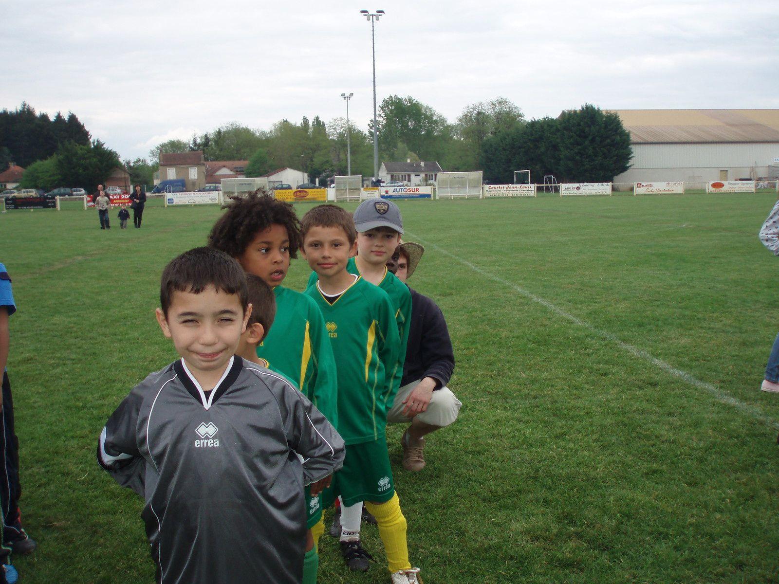 Souvenir : 1er tournoi à Appoigny pour notre club en Mai 2010 !