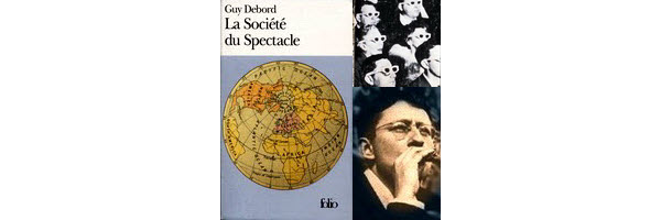 Ebook : La société du spectacle, Guy Debord