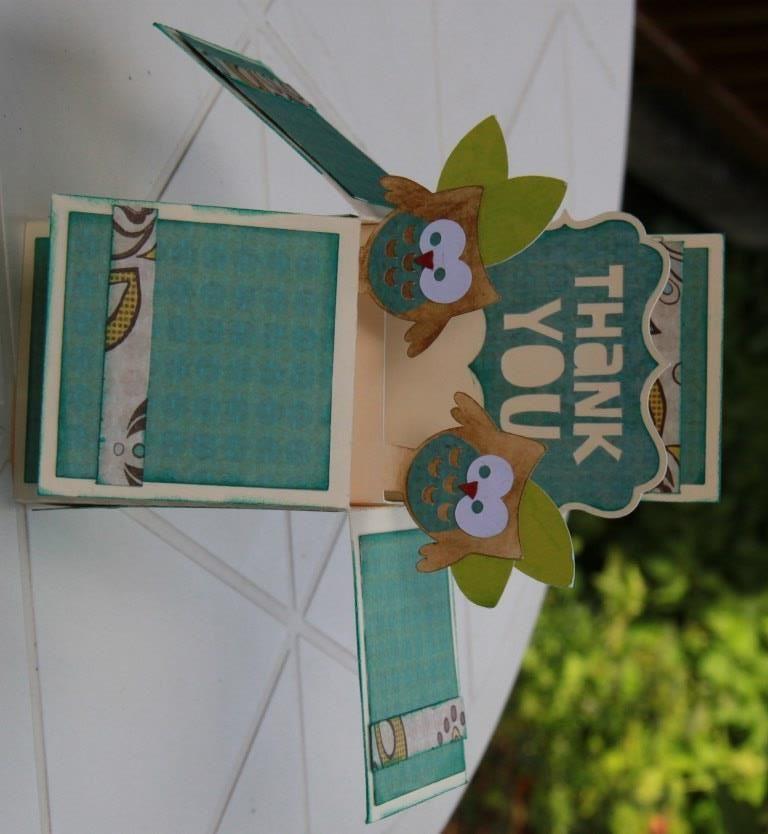 2 cartes-boîtes