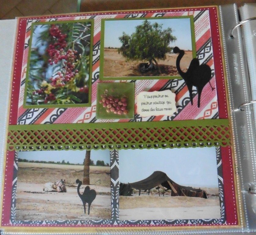 après les mini-albums ... les pages marocaines!