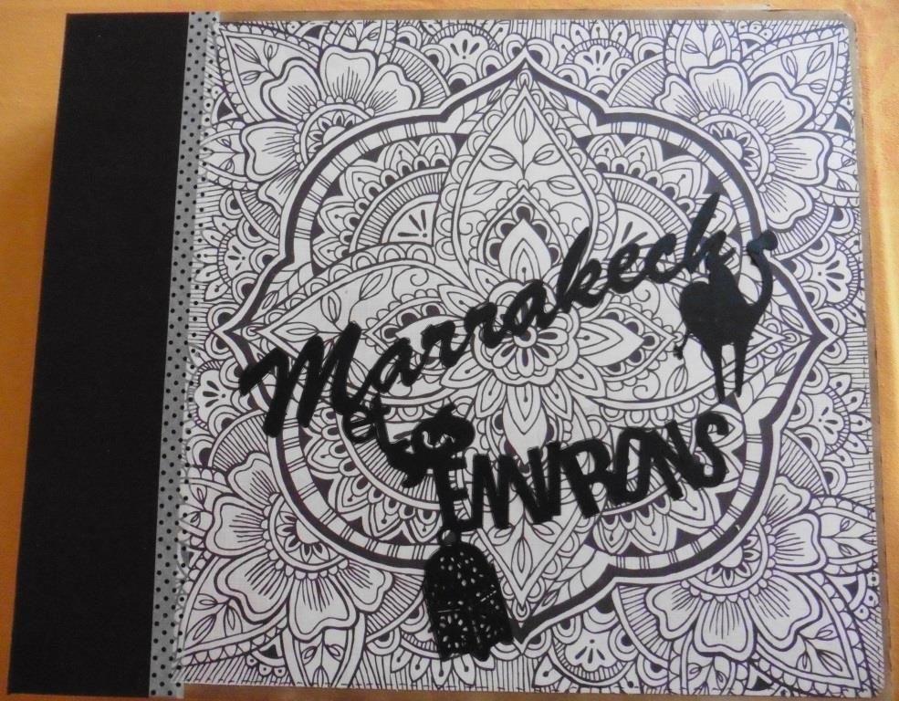 l'album de l'excursion marocaine (juin 2014)