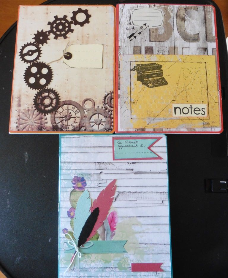 challenge de la rentrée sur Give Your Scrap