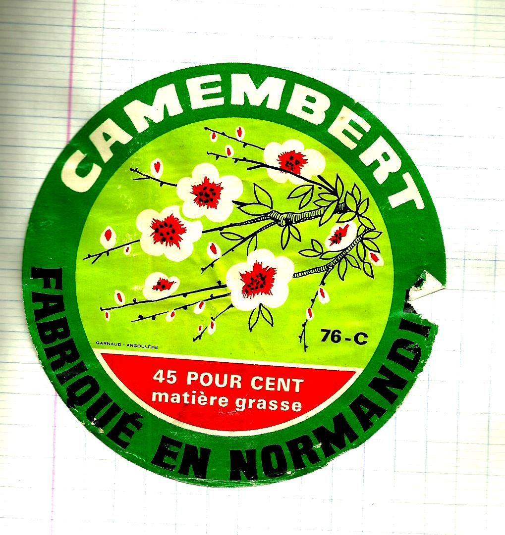 Souvenir, souvenir Camembert de France