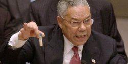 Le mesonge d'État le plus célèbre et qui a entraîné la guerre contre l'Irak.