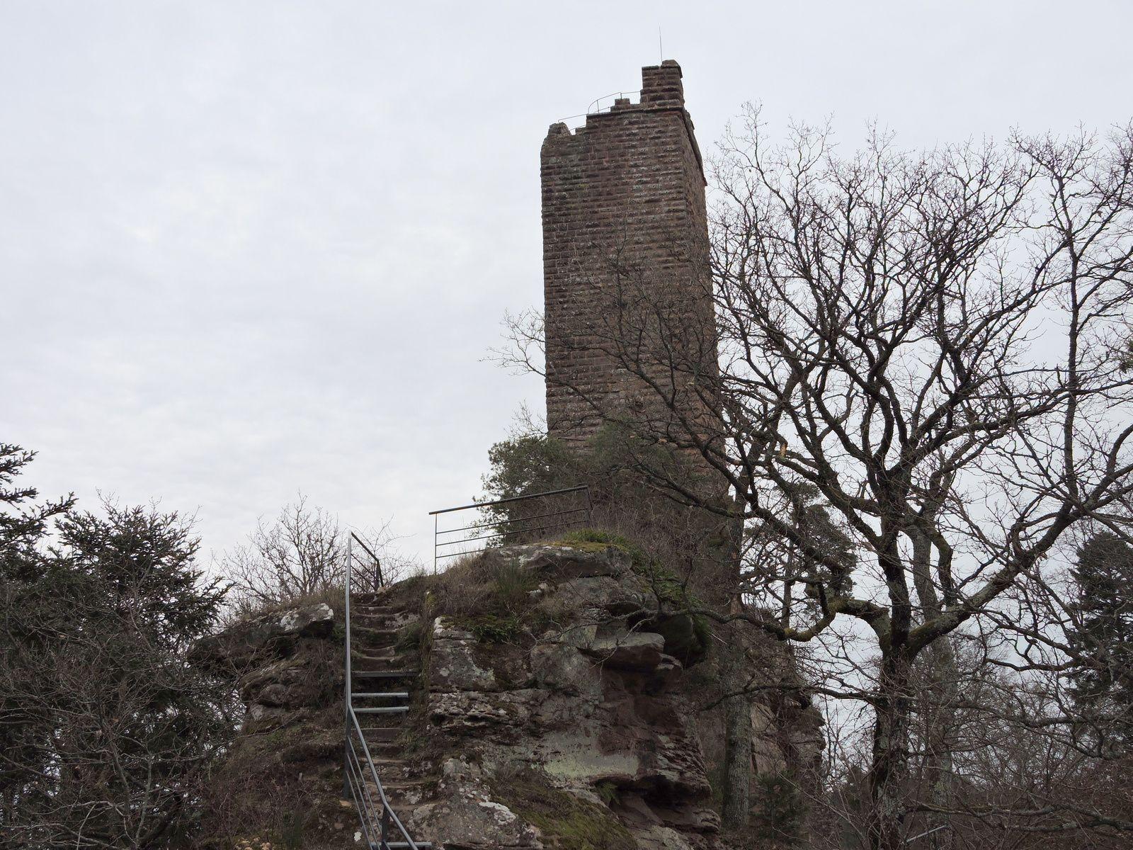 Chateau du Waldeck...