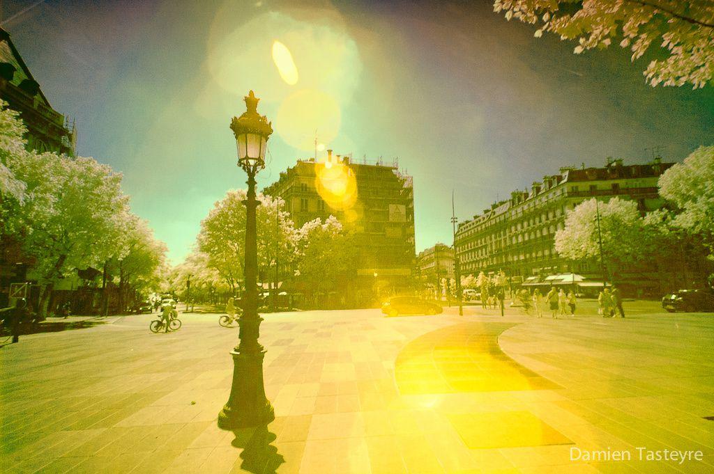 Paris, juin 2014