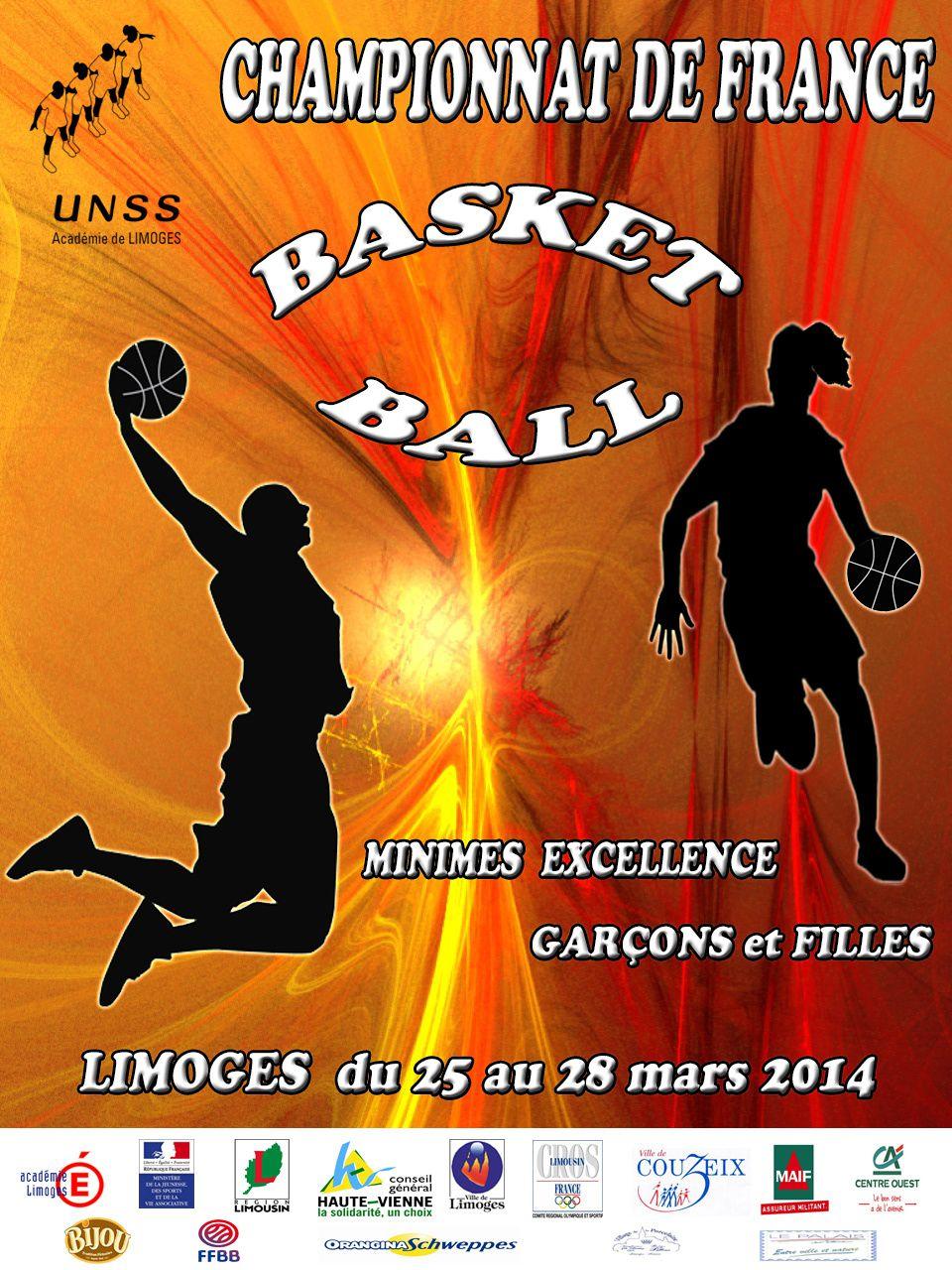 Championnat de France de basket minimes excellence