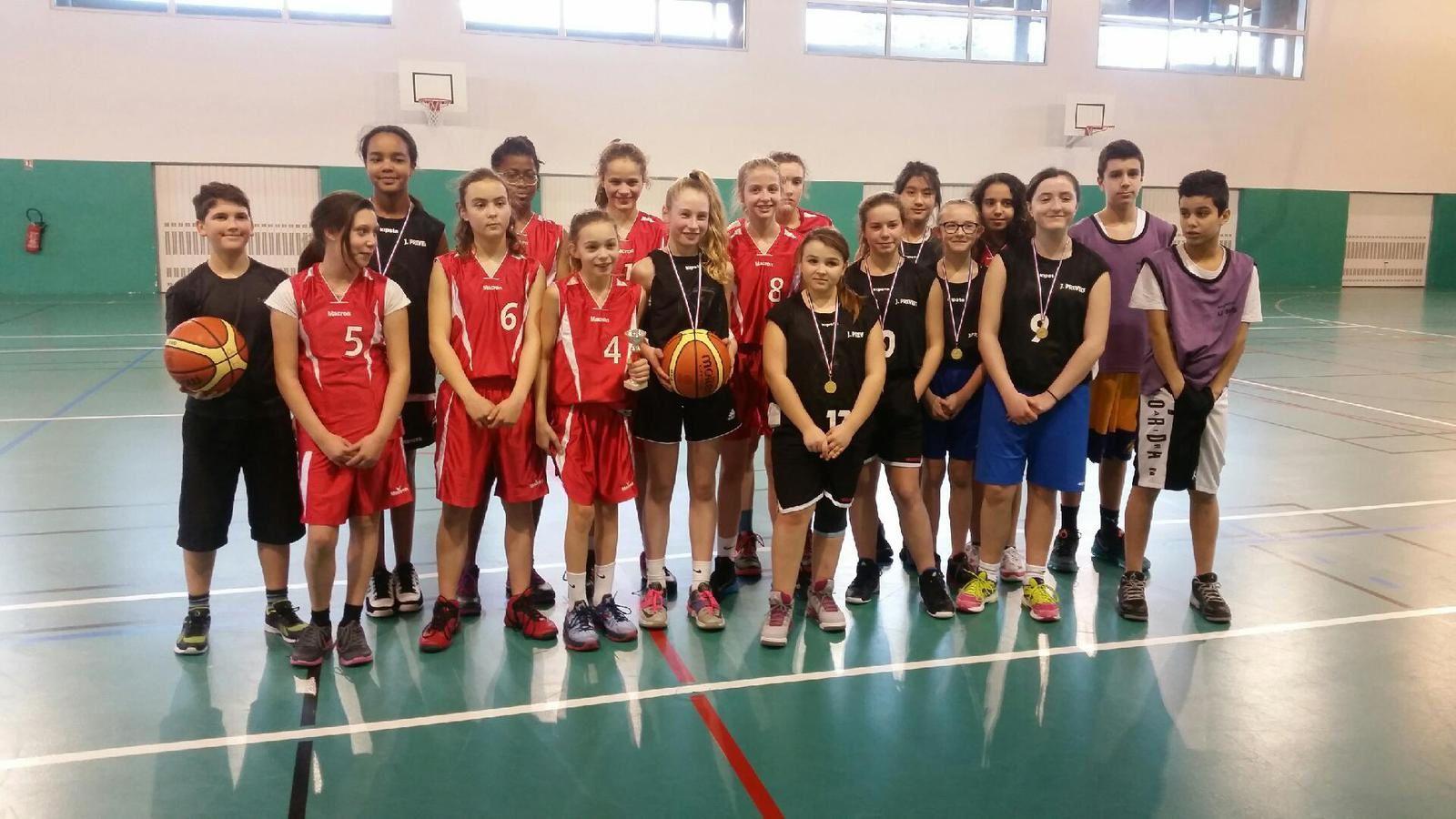 Basket : Championnes et vices-champions du loiret