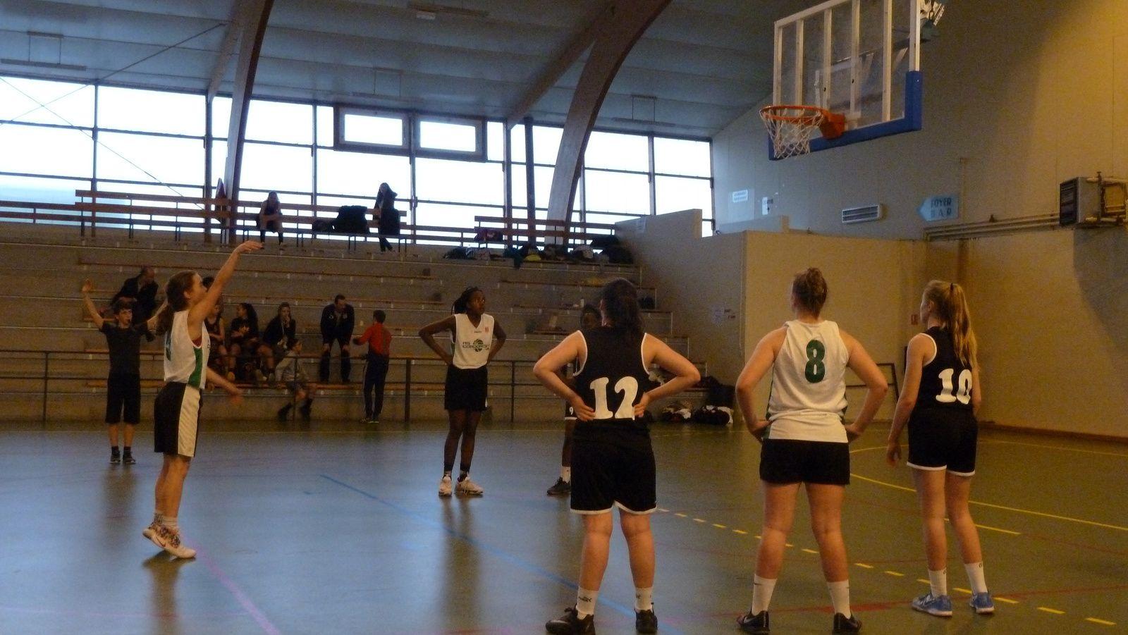 Championnes et champions d'Académie en basket Excellence
