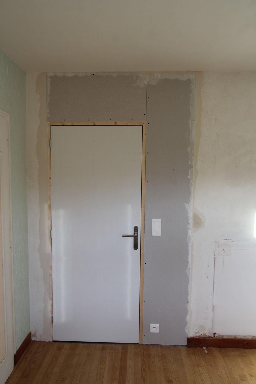 Déplacement de la porte