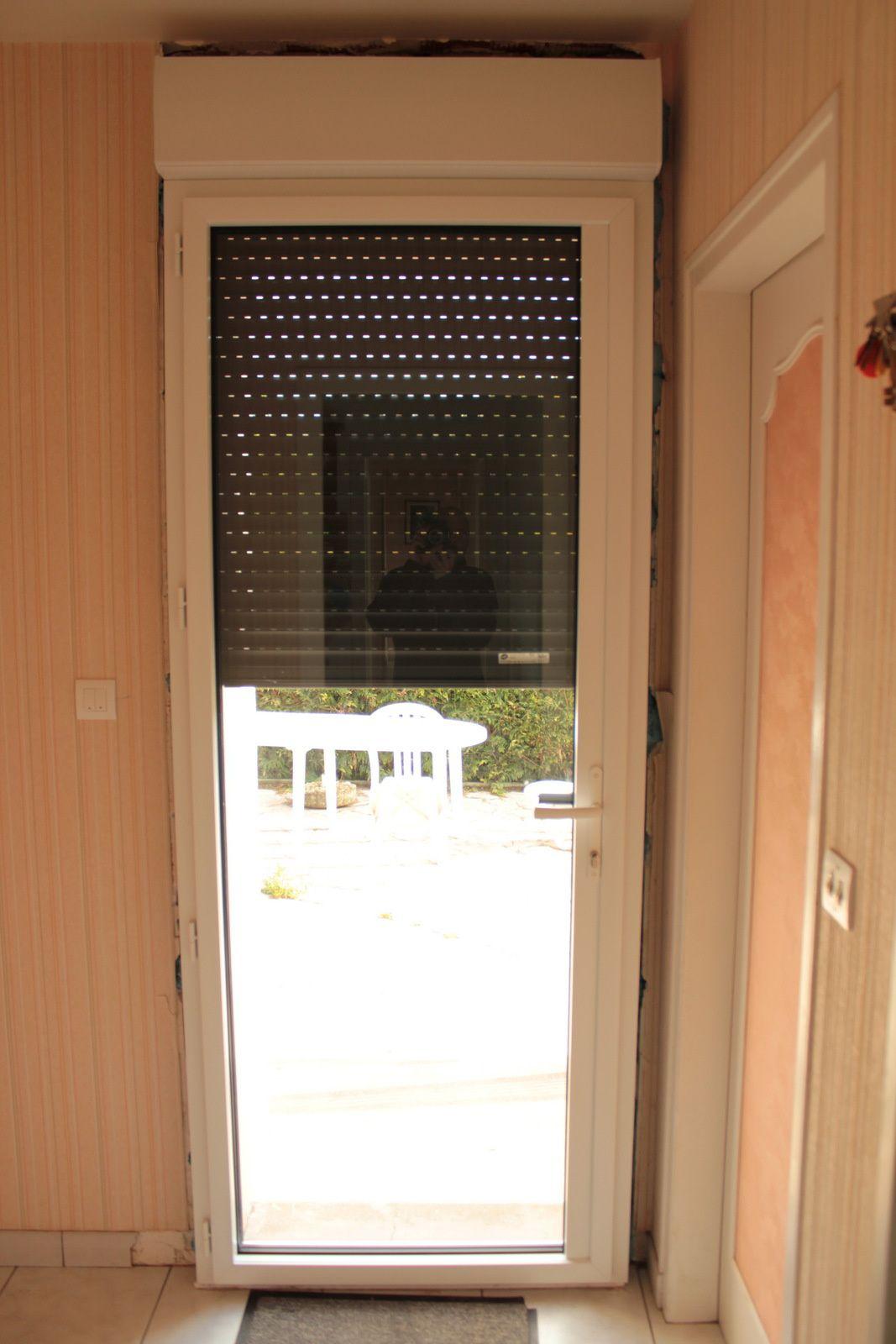 Dernière fenêtre de l'étage