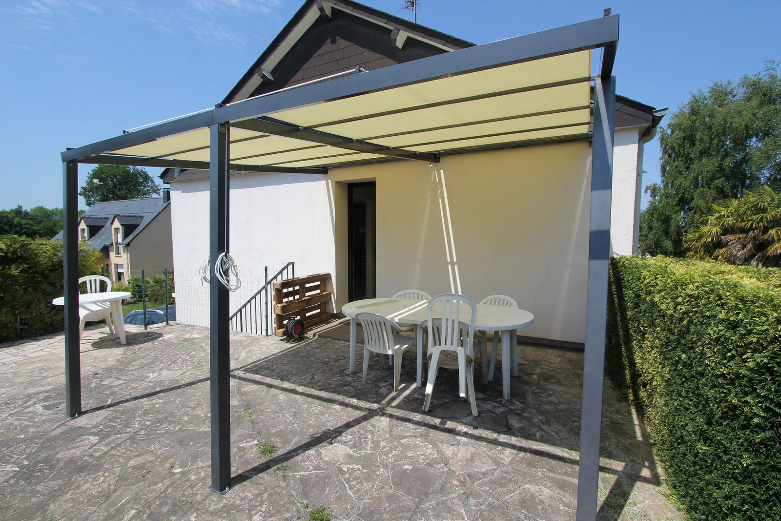 terrasse pose carrelage sur plot r novation en ille et