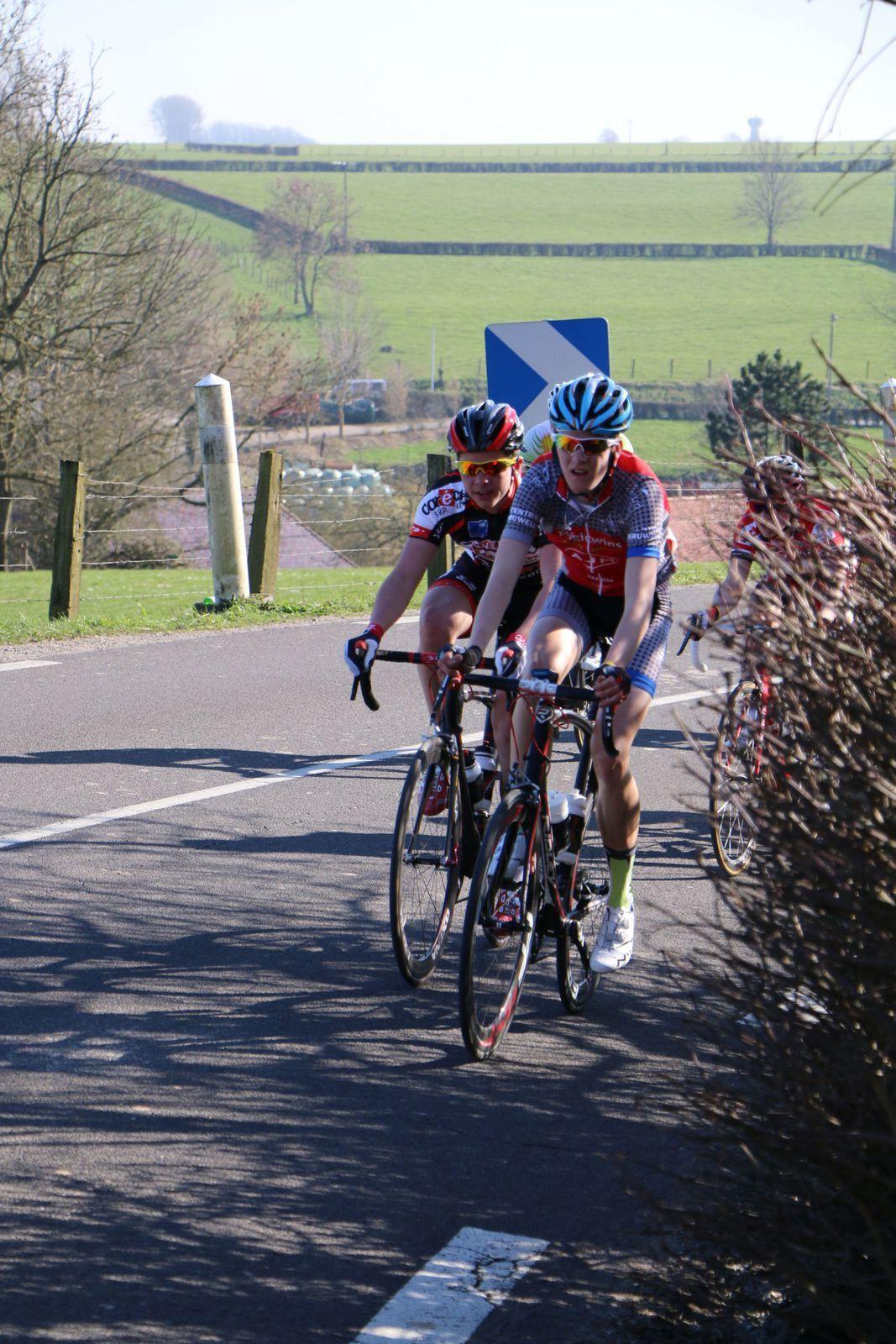 Tour de la Communauté Artois-Lys 2014