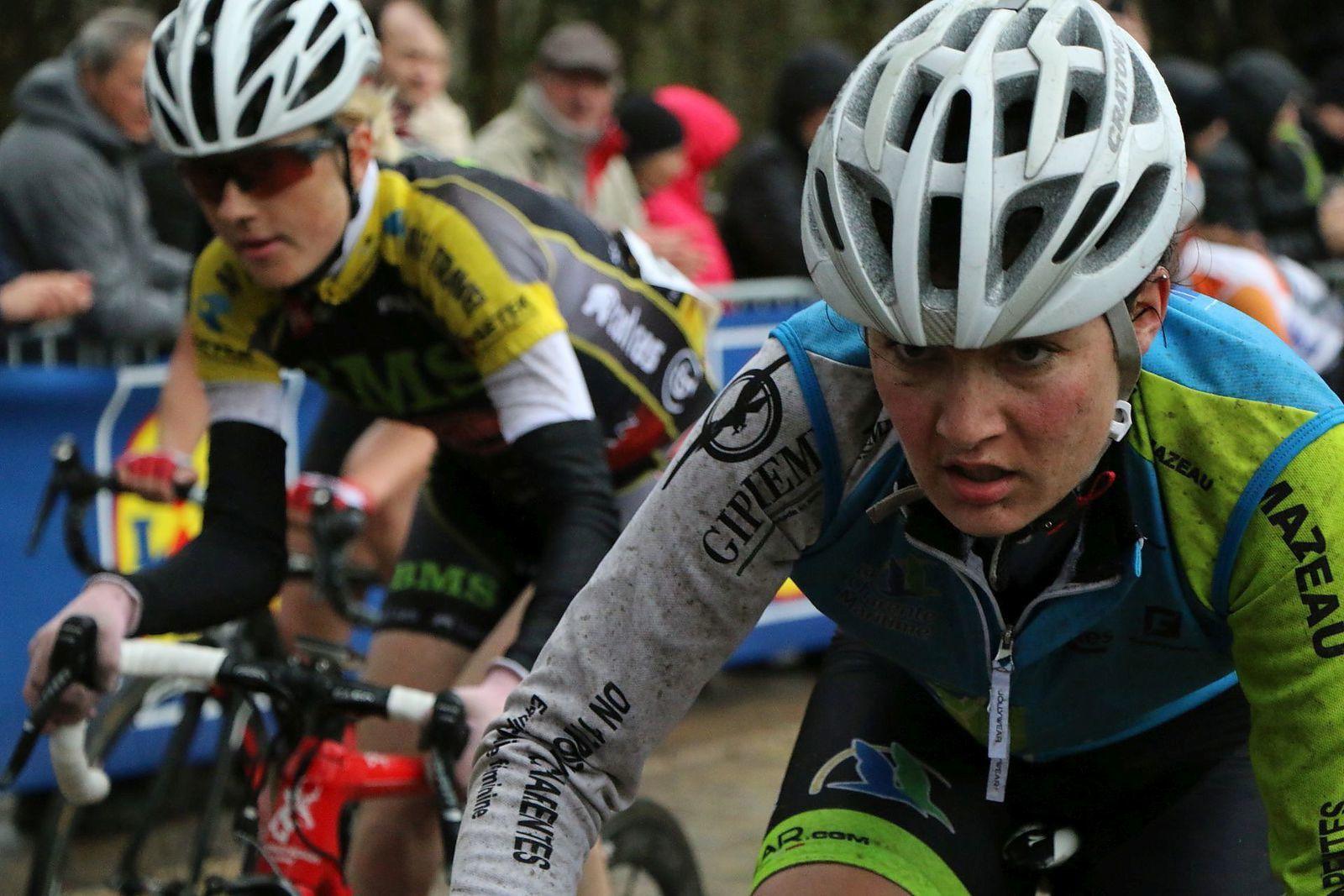 Daniela Reis (DN-17 Poitou-Charentes).
