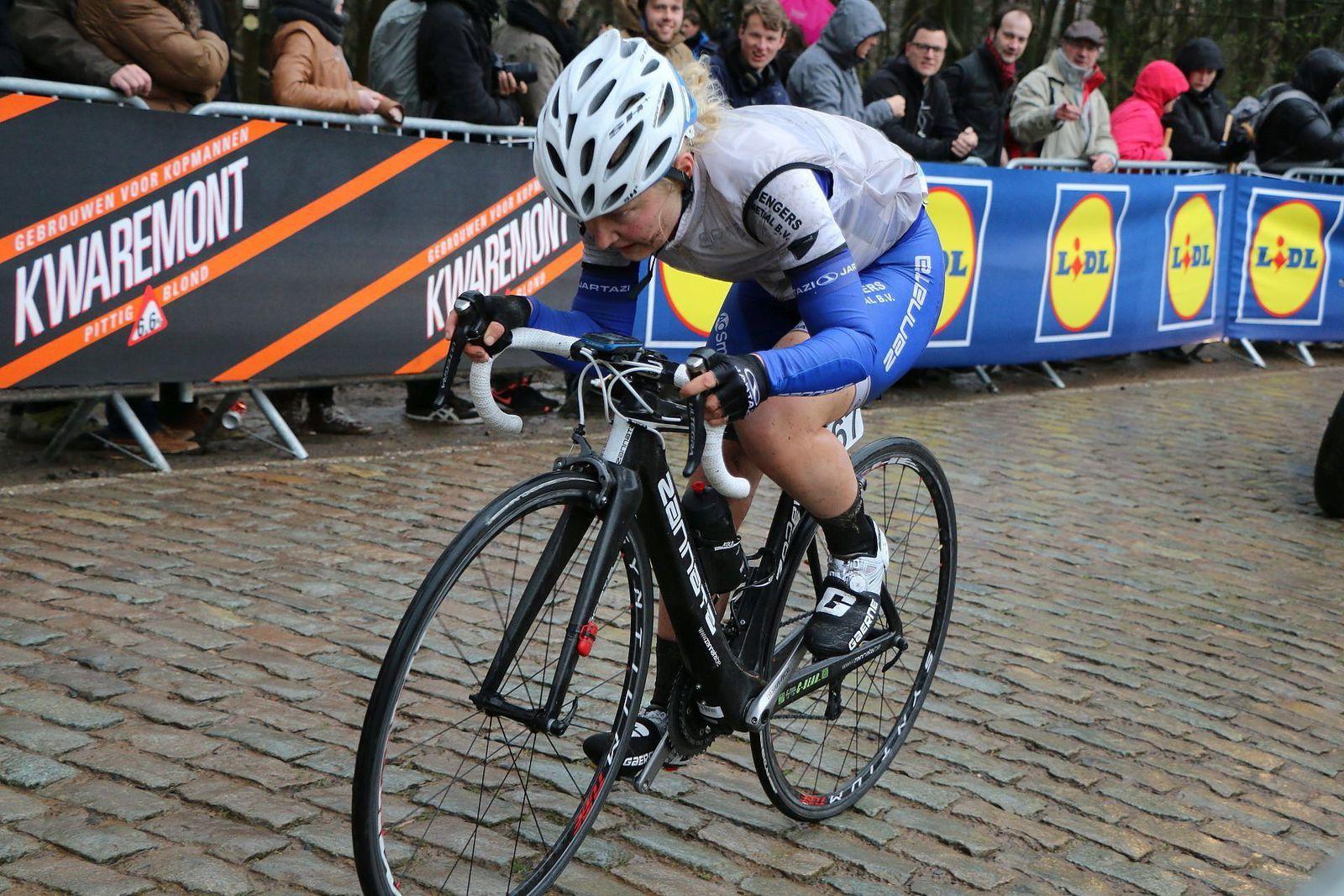Celine Van Severen.