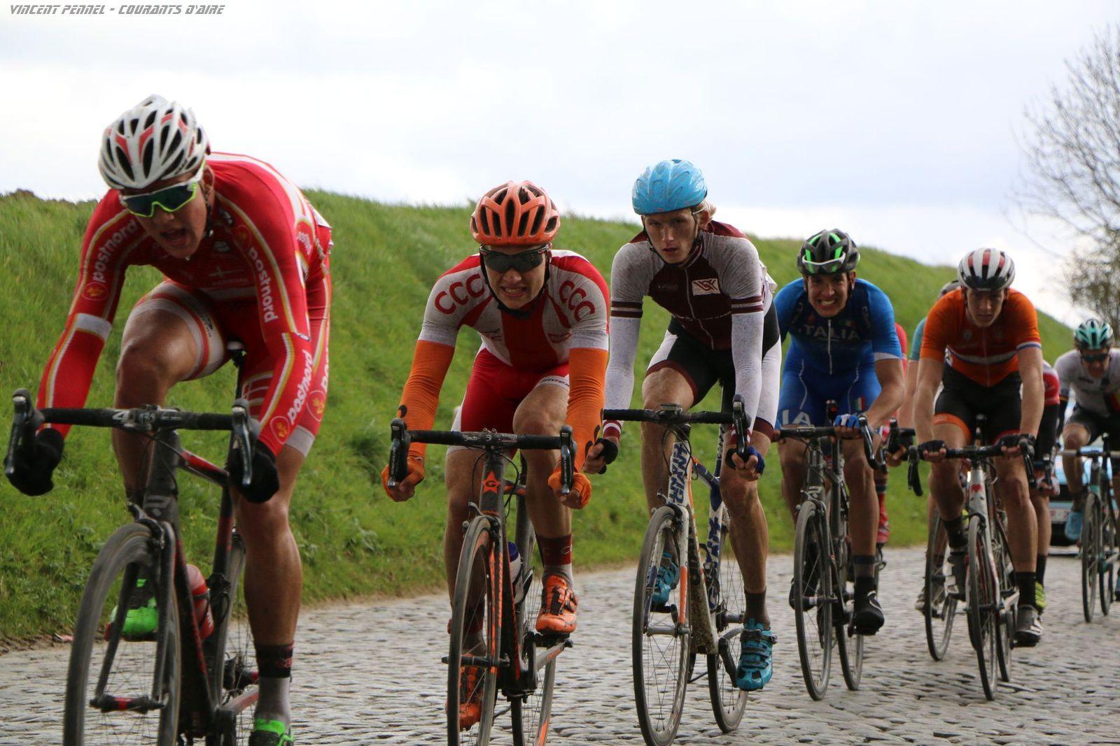 Tour des Flandres Espoirs 2015 - Holleweg