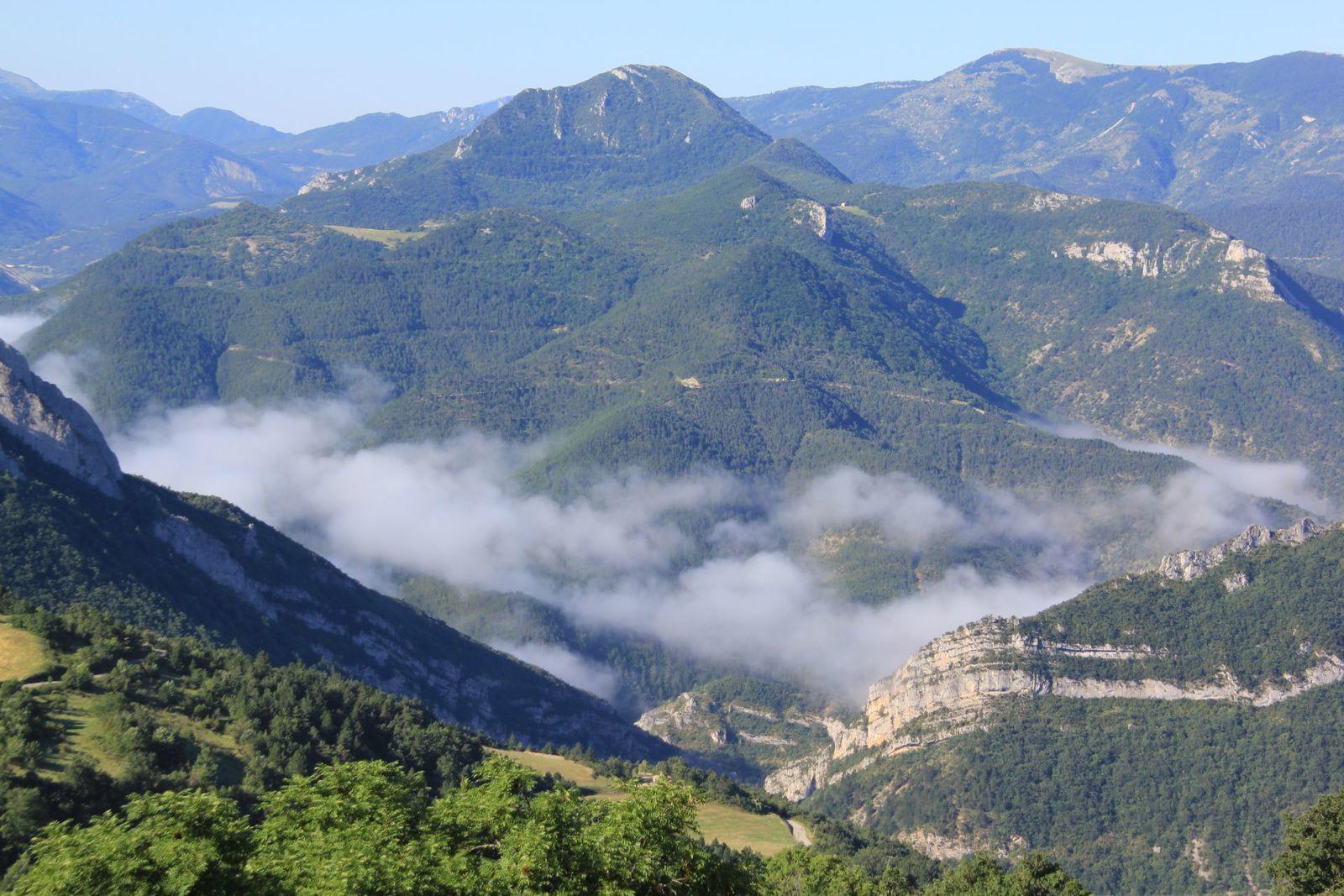 La richesse du panorama : Chabanat, Faraud et Couspeau.