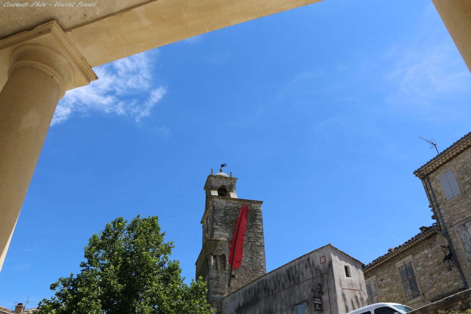 La Tour de la Porte Tricot appelée aussi beffroi.