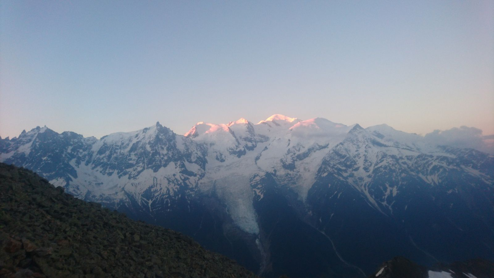 Comment j'ai laissé ma trace sur le 80km du Mont-Blanc