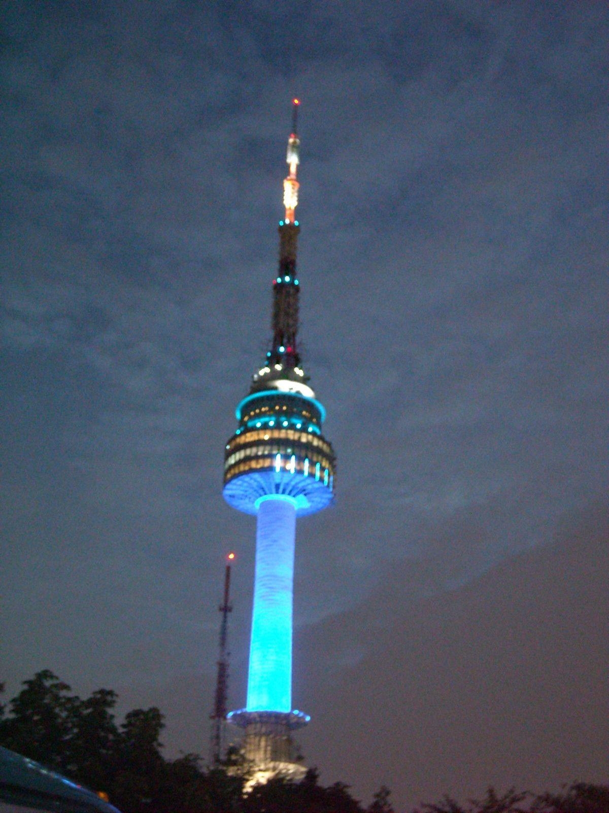 1 a 12. Gyeongbokgung   13 a 23. Changdokgung et Biwon   24 a 27. Namsan Tower