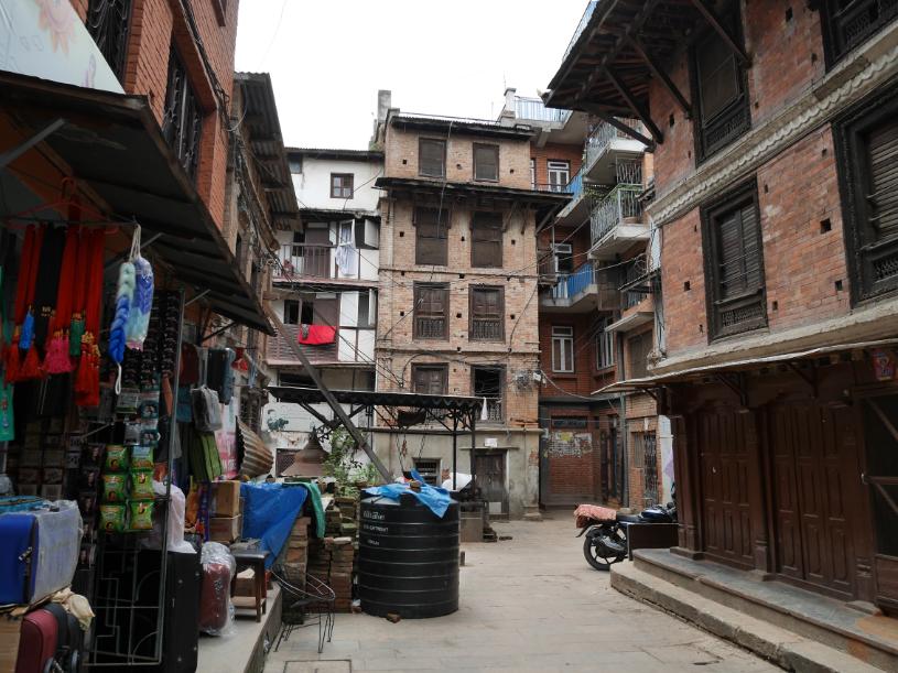 Bhaktapur partout sauf les deux dernières qui  au jardin des rêves.