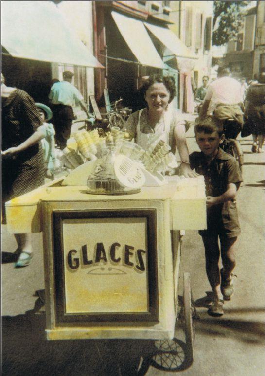 Louise Fanjon la marchande de glace