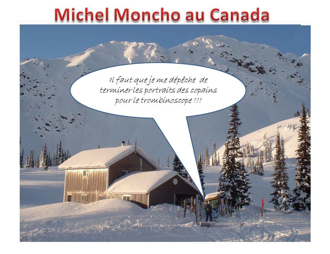 Enfin voila les groupes d'images en espérant que vos portraits vous conviennent, sinon ils repartent en traîneau au Canada pour être repris!