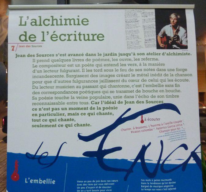 Soirées à guichet fermé pour ces deux dernières représentations et réussite totale pour ce 1° Festival Jean Ferrat organisées par Les Amis de Jean Ferrat.