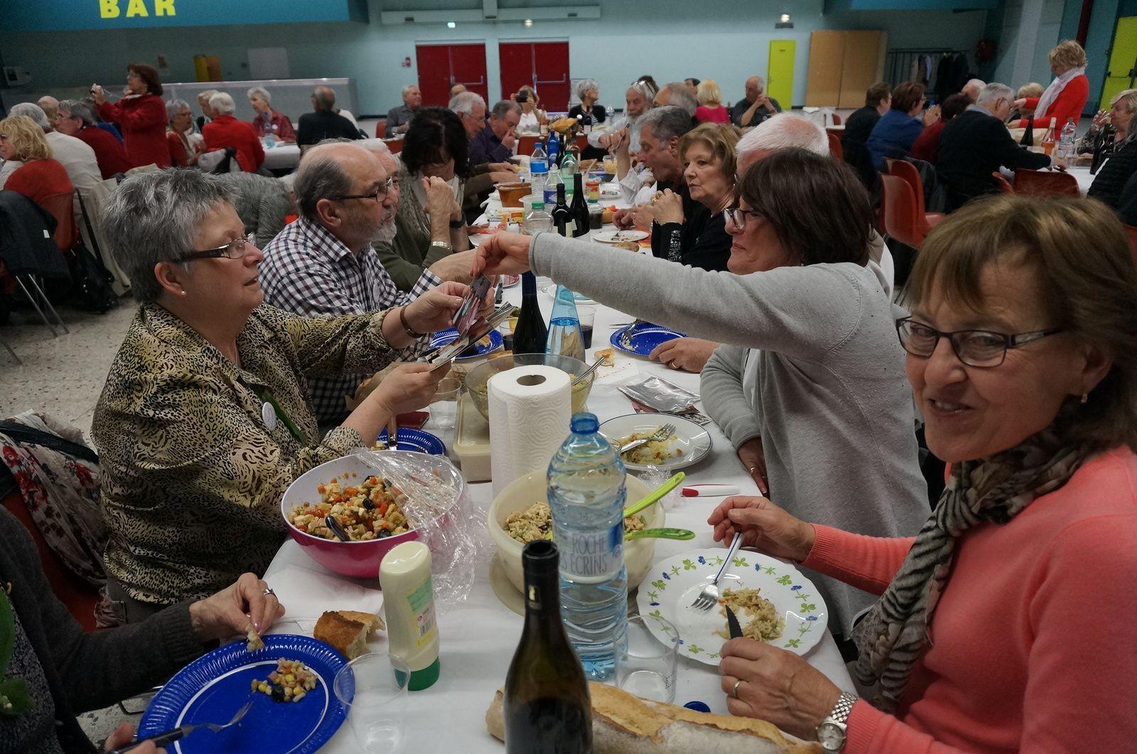 La Classe 46 Elargie fête ses anniveraires 70 et 10 ans le 1° mai 2016