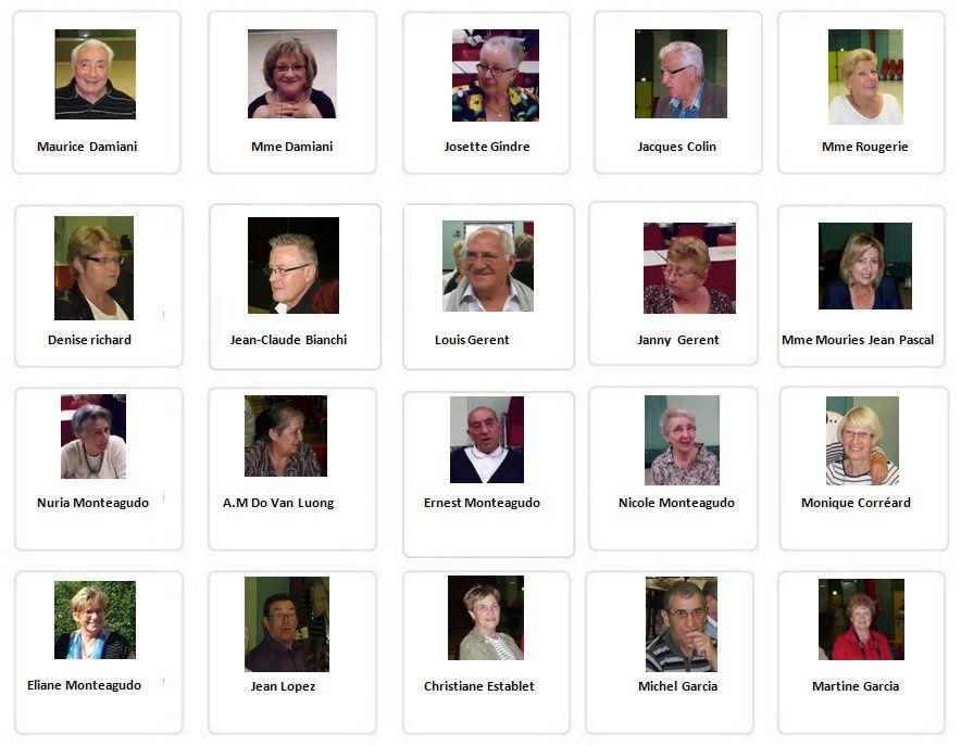 Voici le dernier groupe d'images, il me manque des informations sur le portrait 106, et si certains ont été oubliés, qu'ils me le fassent savoir.