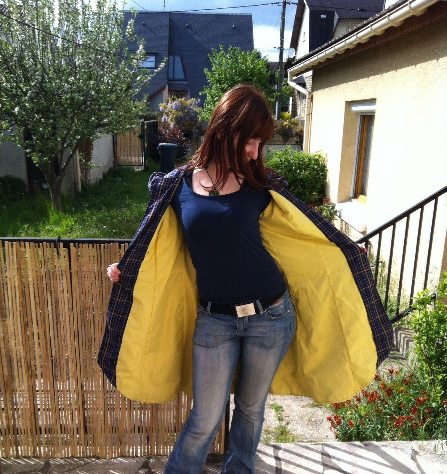Et un, et deux et trois manteaux!!