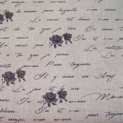Collection lin coton &quot&#x3B;Shabby Chic&quot&#x3B;