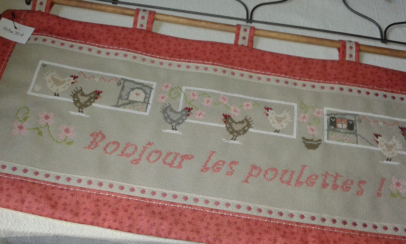 A&amp&#x3B;B-92 &quot&#x3B;Bonjour les poulettes !&quot&#x3B;