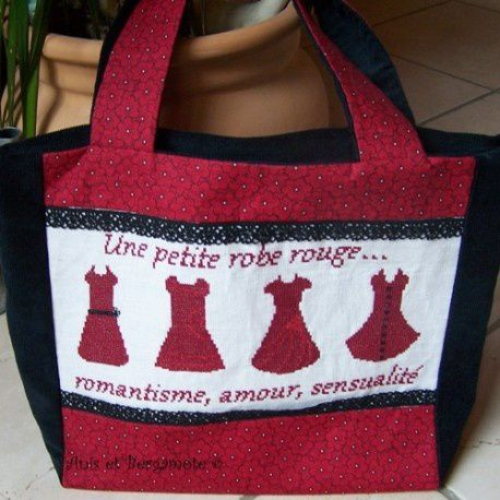 "A&B68 ""Une petite robe rouge"""