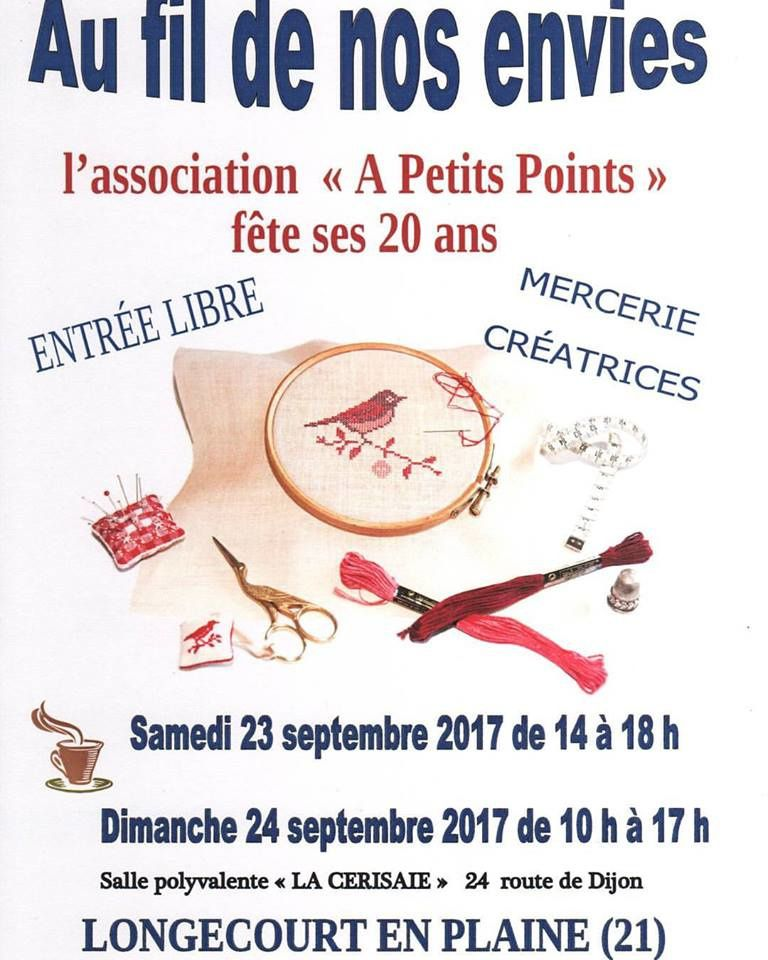 C est ce weekend salon de longecourt anis et bergamote for Salon a paris ce weekend