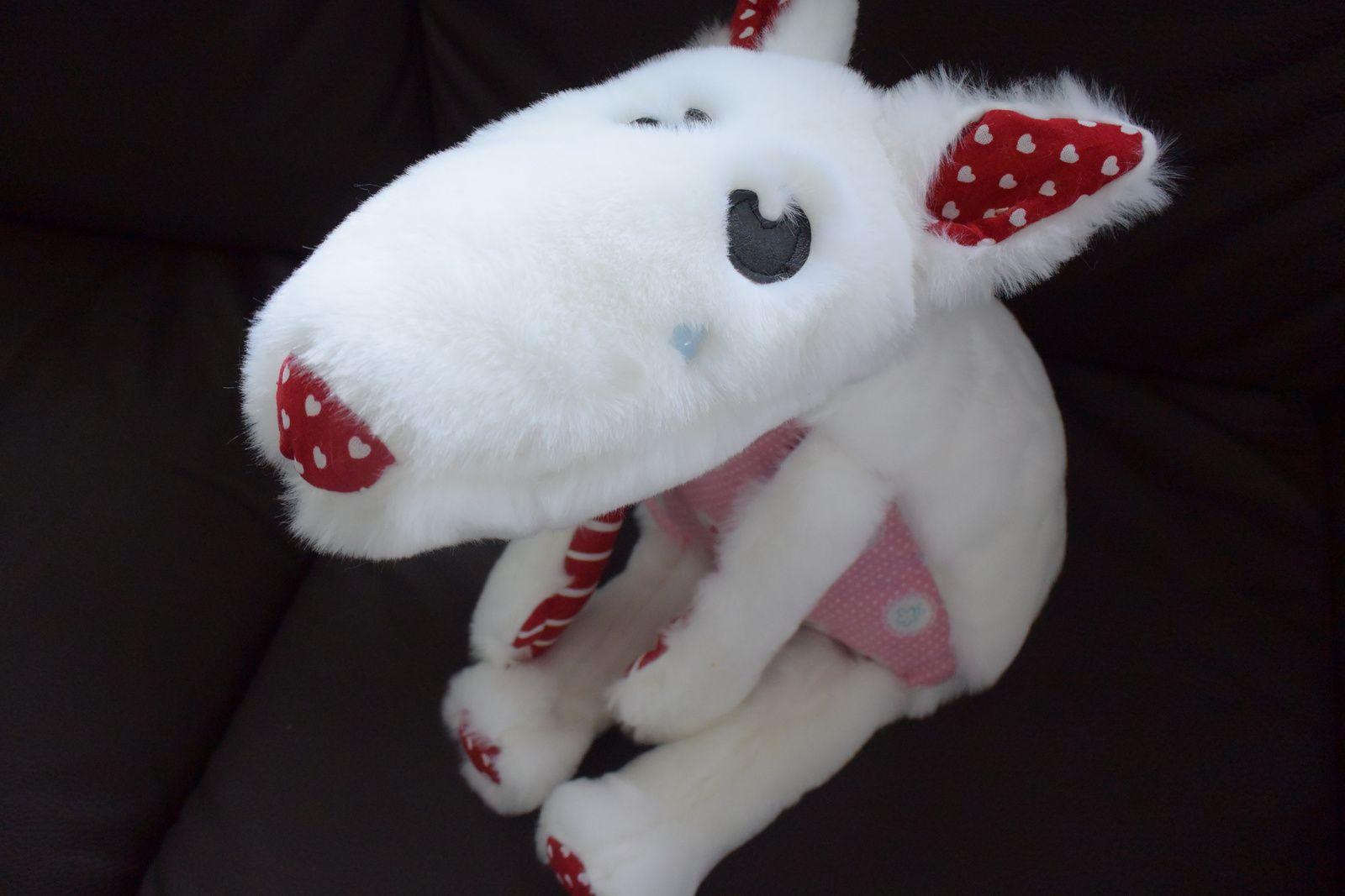 Loulou, le loup de ma mini
