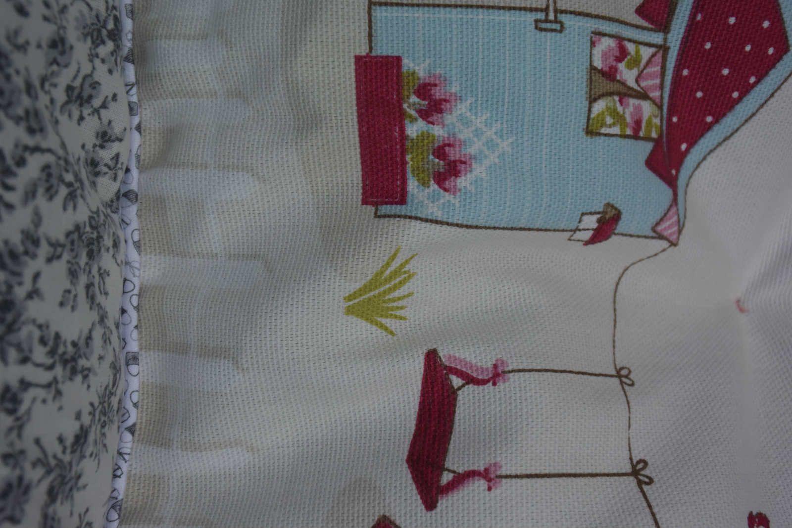 Un tapis d'éveil pour Elise