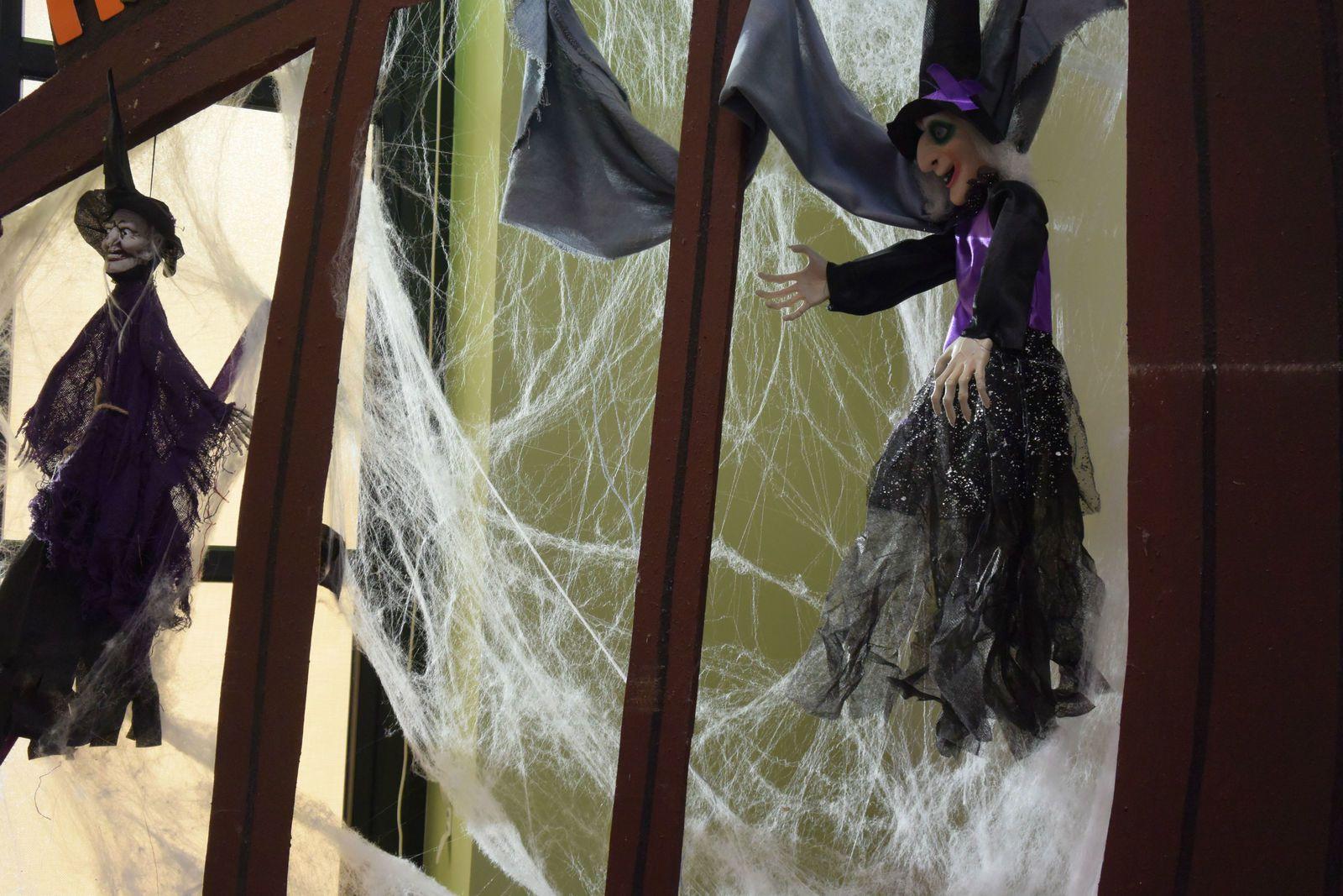 notre journée d'Halloween au Crotoy