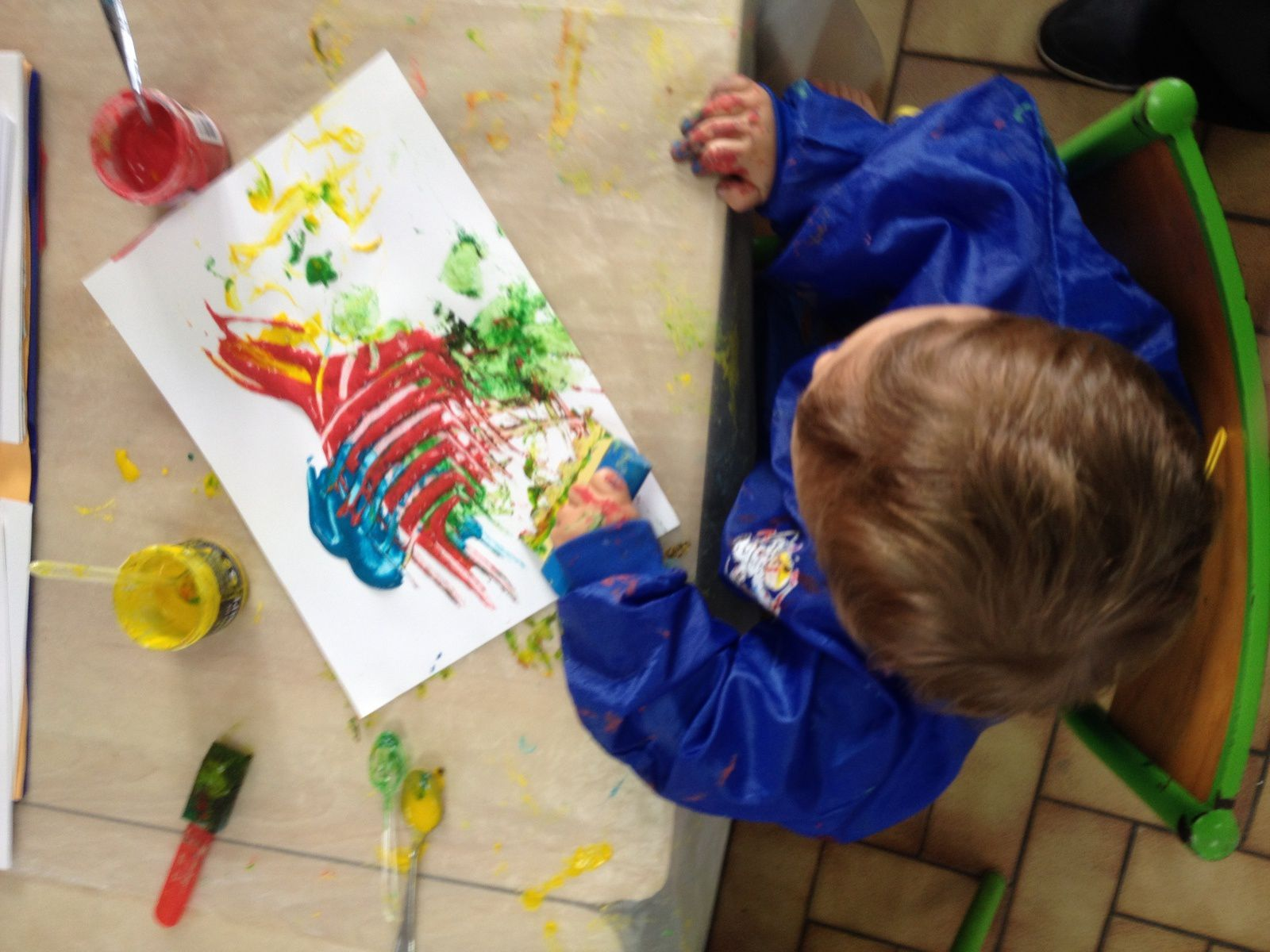 peinture maison comestible