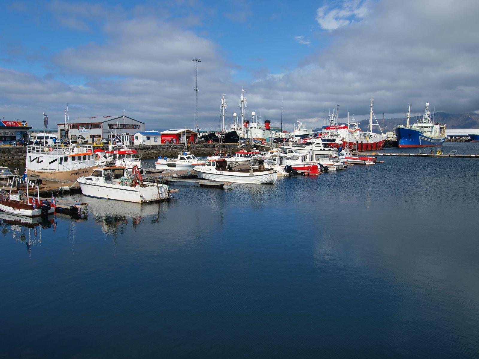 22eme jour : Fludir - Reykjavik