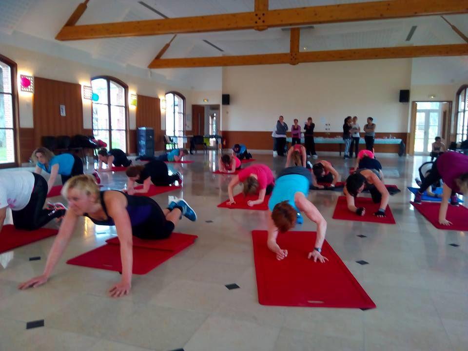 Souvenir journée fitness 19 03 2016