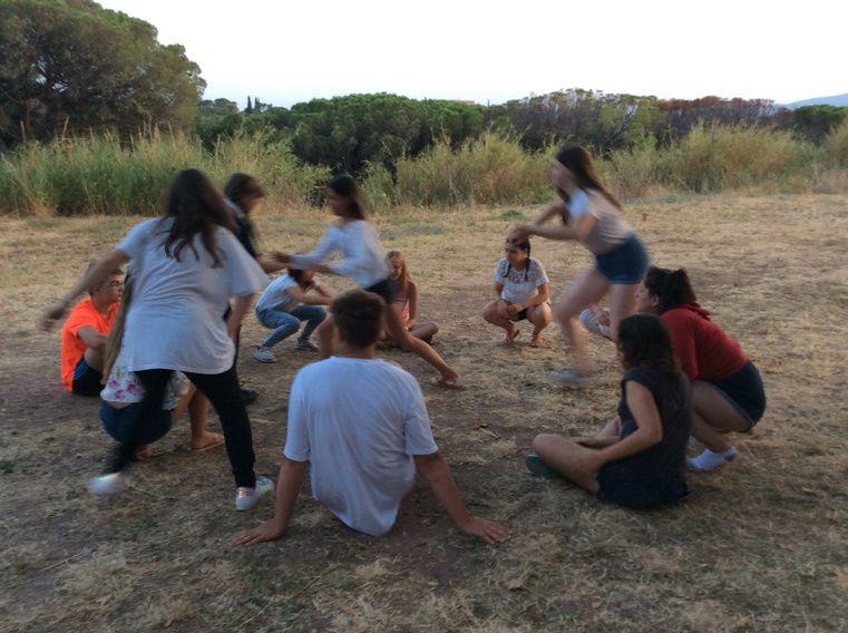 Camp d'été jour 5