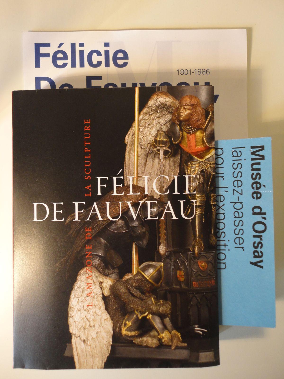 FELICIE DE FAUVEAU - MUSEE D'ORSAY - 2013
